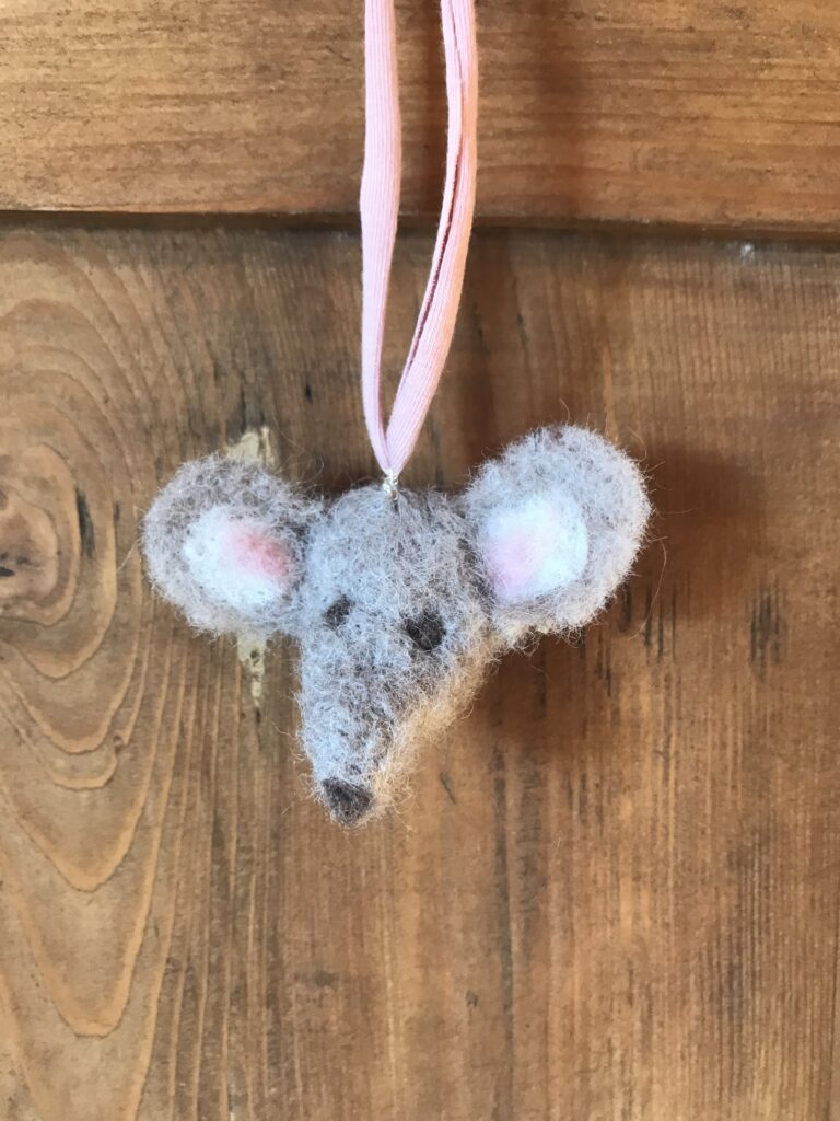 Kinderschmuck Maus