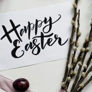 Kinder Bastel Kurs Ostern